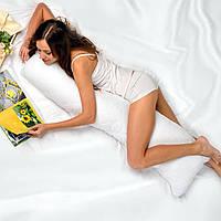 Подушка для тела и беременных 40*130