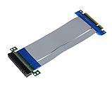 Райзер Riser PCI-E 8x to 8x удлинитель шлейф, фото 2