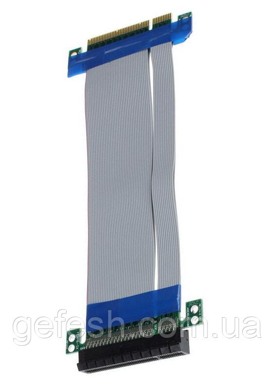 Райзер Riser PCI-E 8x to 8x удлинитель шлейф