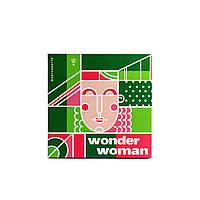"""Подарочный набор для ухода за полостью рта для Женщин """"Wonder Woman"""" MontCarotte"""