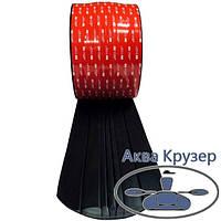 Захист кіля АрморКиль 250 см для пластикової човни, RIB або катери, колір чорний, фото 1