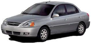 Автомобильные стекла для RIO 4Д/5Д 2000-2005