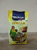 Корм для африканських неразлучников 750гр.