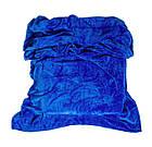 Плед Микрофибра O-005 Oulaiya 2350 160x210 см Синий, фото 2