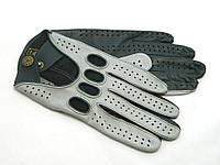 Перчатки мужские кожаные автомобильные Alpa Gloves 795-23