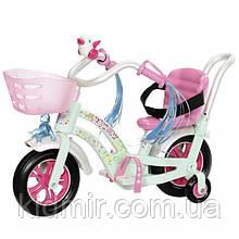 Велосипед Бебі Борн Baby Born Zapf Creation 827208