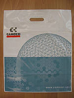 """Пакеты с логотипом полиэтиленовые """"Camozzi"""""""