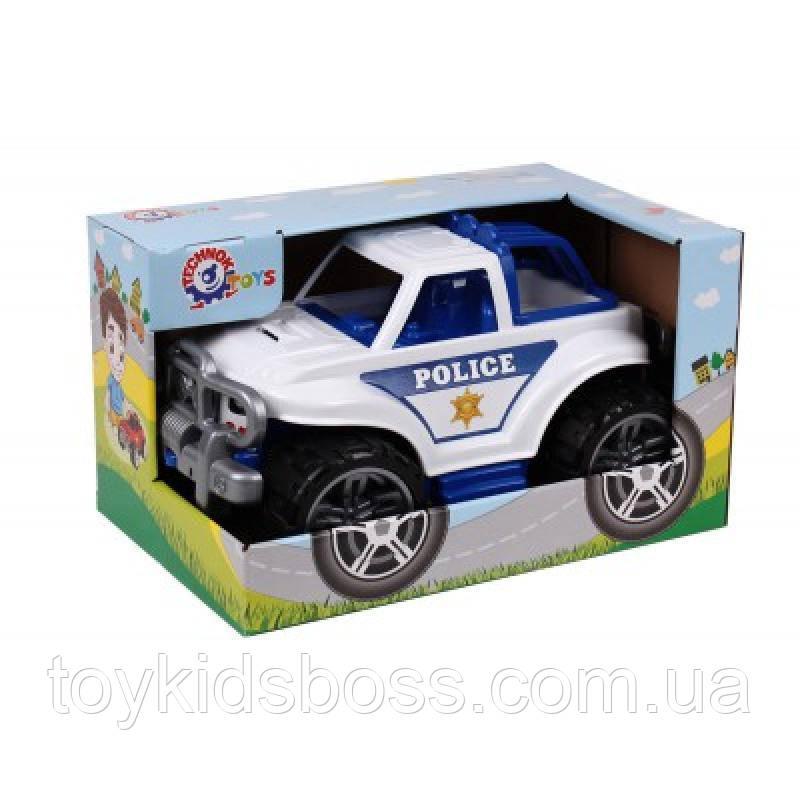 Внедорожник Полиция
