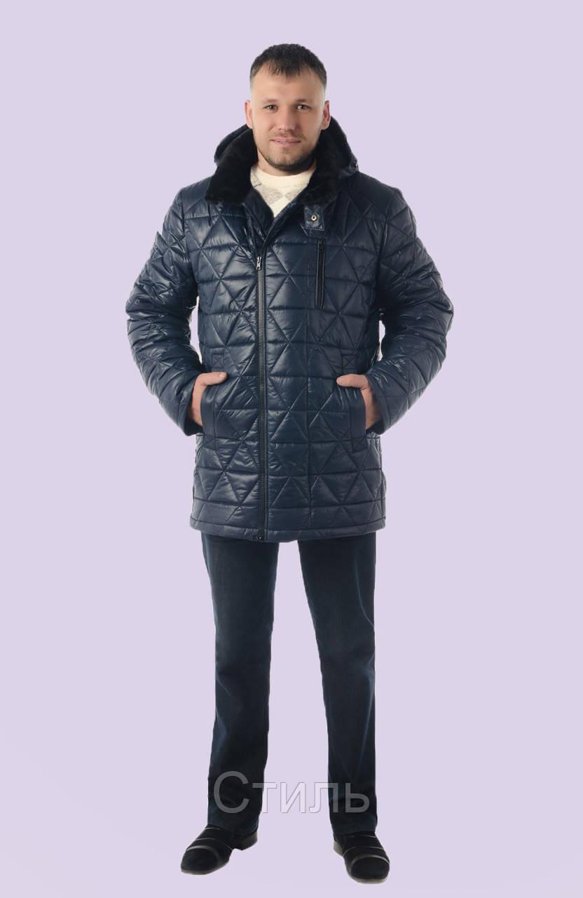 Мужская куртка пуховик зимний a6f86a5169ca2
