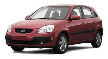 Автомобильные стекла для KIA RIO 2005-2011