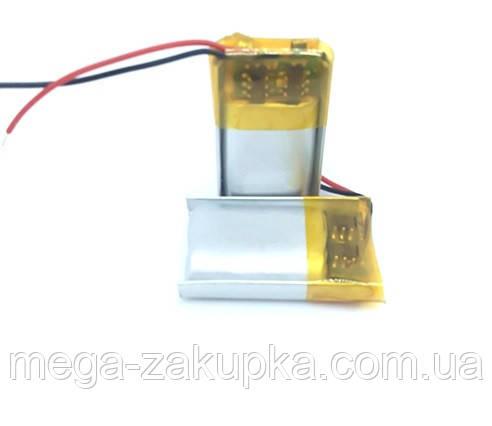 Аккумулятор литий-полимерный 80mAh 3.7V 501020 3.7V