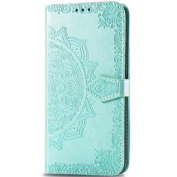 Кожаный чехол (книжка) Art Case с визитницей для Samsung Galaxy M10
