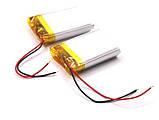 Аккумулятор литий-полимерный 1200mAh 3.7V 103040 3.7V , фото 3