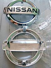 Эмблема NISSAN  130х110 мм