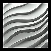 """Форма для 3D панелей """"Дюны"""" 500*500 мм, фото 1"""