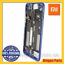 Дисплей Xiaomi Mi 8 Lite с сенсором (тачскрином) и рамкой синий, оригинал 561010010033, фото 3