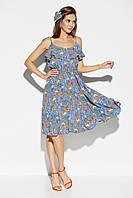 Платье сарафан Аква