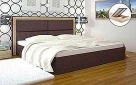 Деревянная кровать Милениум с механизмом 160х190 см. Arbor Drev