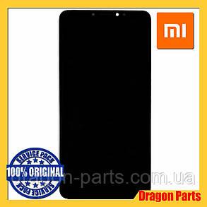 Дисплей Xiaomi Mi Max 3 с сенсором (тачскрином) и рамкой черный, оригинал 560610042033, фото 2