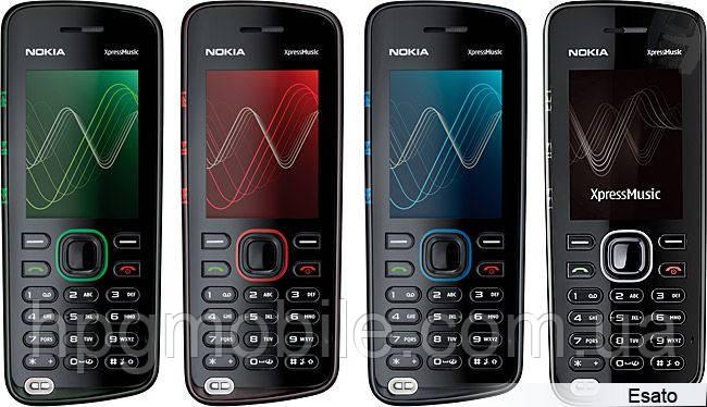 Корпус для Nokia 5220 - оригинальный