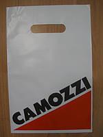"""Пакет с логотипом """"Camozzi"""""""
