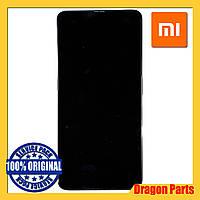 Дисплей Xiaomi Mi Mix 3 с сенсором (тачскрином) и рамкой черный, оригинал 560610072033