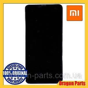 Дисплей Xiaomi Mi Mix 3 с сенсором (тачскрином) и рамкой черный, оригинал 560610072033, фото 2
