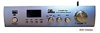Трансляционный усилитель-микшер 4All Audio PAMP-60 BT с Bluetooth USB SD Card и FM тюнером