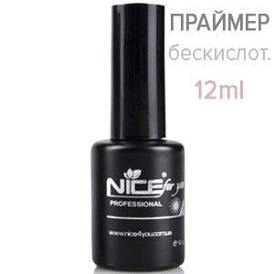 NICE Праймер Primer P-01 12ml бескислотный, фото 2