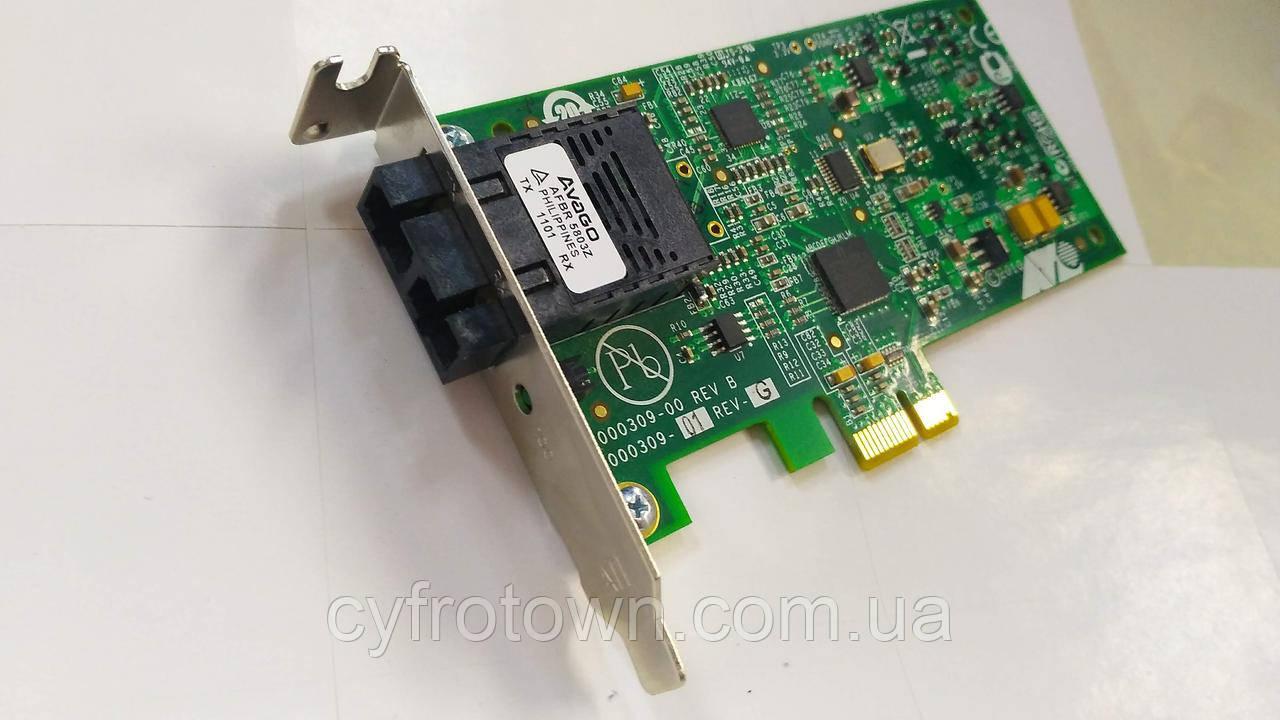 Мережевий адаптер Allied Telesis AT-2711FX/SC оптика (PCI-Express) x1