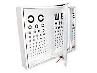 Освітлювач таблиць для перевірки зору АР-1М, фото 1