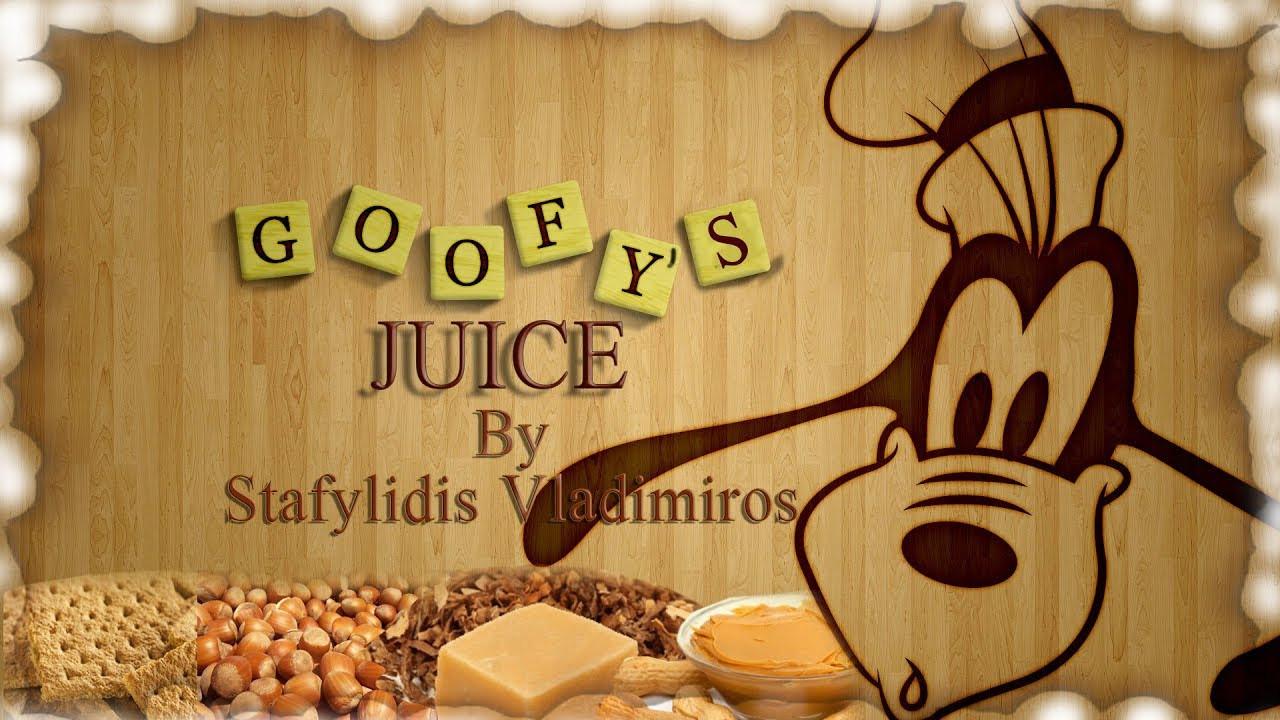 Рецепт Goofy's Juice