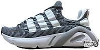 Мужские кроссовки Adidas Lexicon Gray White
