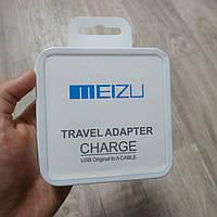 Зарядное устройство Meizu Travel adapter to A cable для быстрой зарядки телефона реплика, белый, фото 1