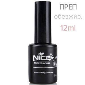 NICE Преп обезжириватель Prep 12ml, фото 2