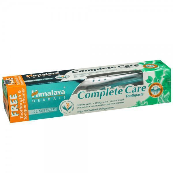 Зубная паста Himalaya Complete Care (Хималайя Комплексный уход) 80 г +щетка в подарок!