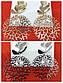 2458 Шарики серьги позолоченные, брендовые украшения оптом из Китая в Украине., фото 6