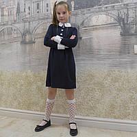 Школьное платье для девочек, р-ры 30 -40
