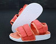 Женские сандали Adidas Sandals красные