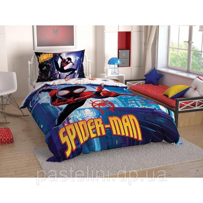 ТАC Детское постельное бельё Spiderman into Spiderverse