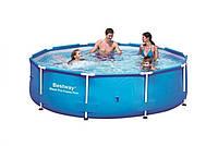 Каркасный бассейн Bestway 56406 (305-76 см), фото 1