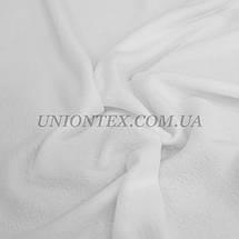Тканина фліс білий, фото 2