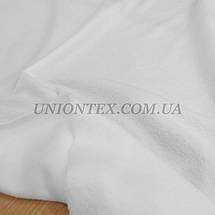 Тканина фліс білий, фото 3
