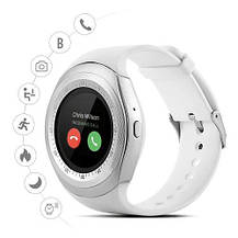 Умные Часы Smart Watch Y1 white, фото 3