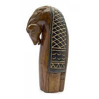 """Фигура деревянная """";Конь""""; Код:30095"""