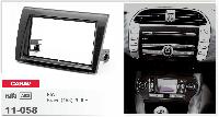 Рамка перехідна Carav 11-058 Fiat Bravo 06+ 2DIN