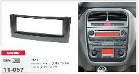 Рамка перехідна Carav 11-057 Fiat Punto 05+, Linea 07+ 1DIN