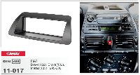 Рамка перехідна Carav 11-017 Fiat Bravo/Brava/Marea 1995-2001 1DIN