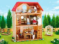 Трехэтажный дом, Sylvanian Families