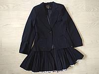 Школьный костюм двойка для девочки р. 122, 128, 134, 140